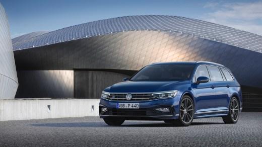 VW Passat Variant R Line 2019