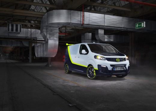 Opel O-Team Zafira Life 2019