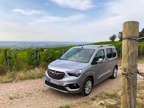 2019 Opel Combo Life 1.2 Edition