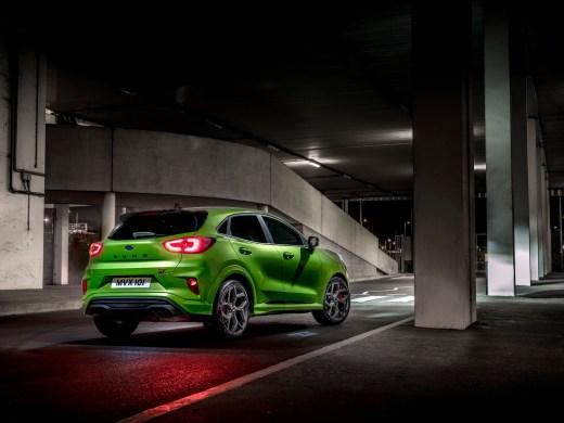 2020 Ford Puma ST 19 Zoll Räder Performance Paket