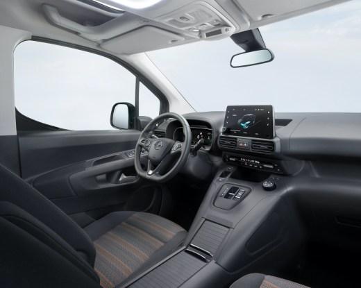 Opel Combo e-Life Innenraum Ultimate 2021