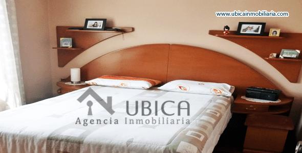 Dormitorio de la casa en venta en Sachaca Tahuaycani Arequipa