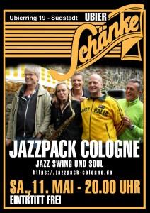 Jazzpack Cologne - Eintritt frei!
