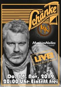 """""""Mathias Nelles"""" - Eintritt frei"""
