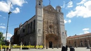 Lecturas del domingo y solemnidades. Foto de la Iglesia de san Pablo - Valladolid