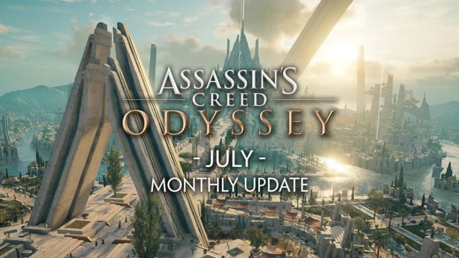 Assassin's Creed Odyssey featured image