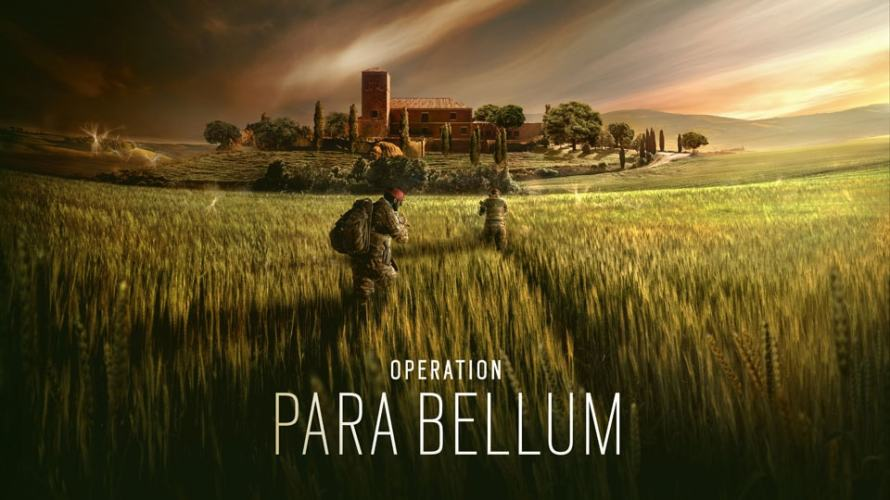[2018-05-07] Rainbow Six Siege – First Details on Operation Para Bellum - THUMBNAIL