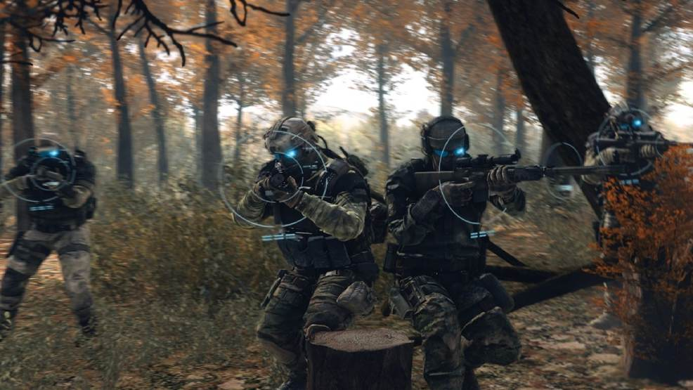 Image result for Tom Clancy's Ghost Recon Future Soldier screenshots