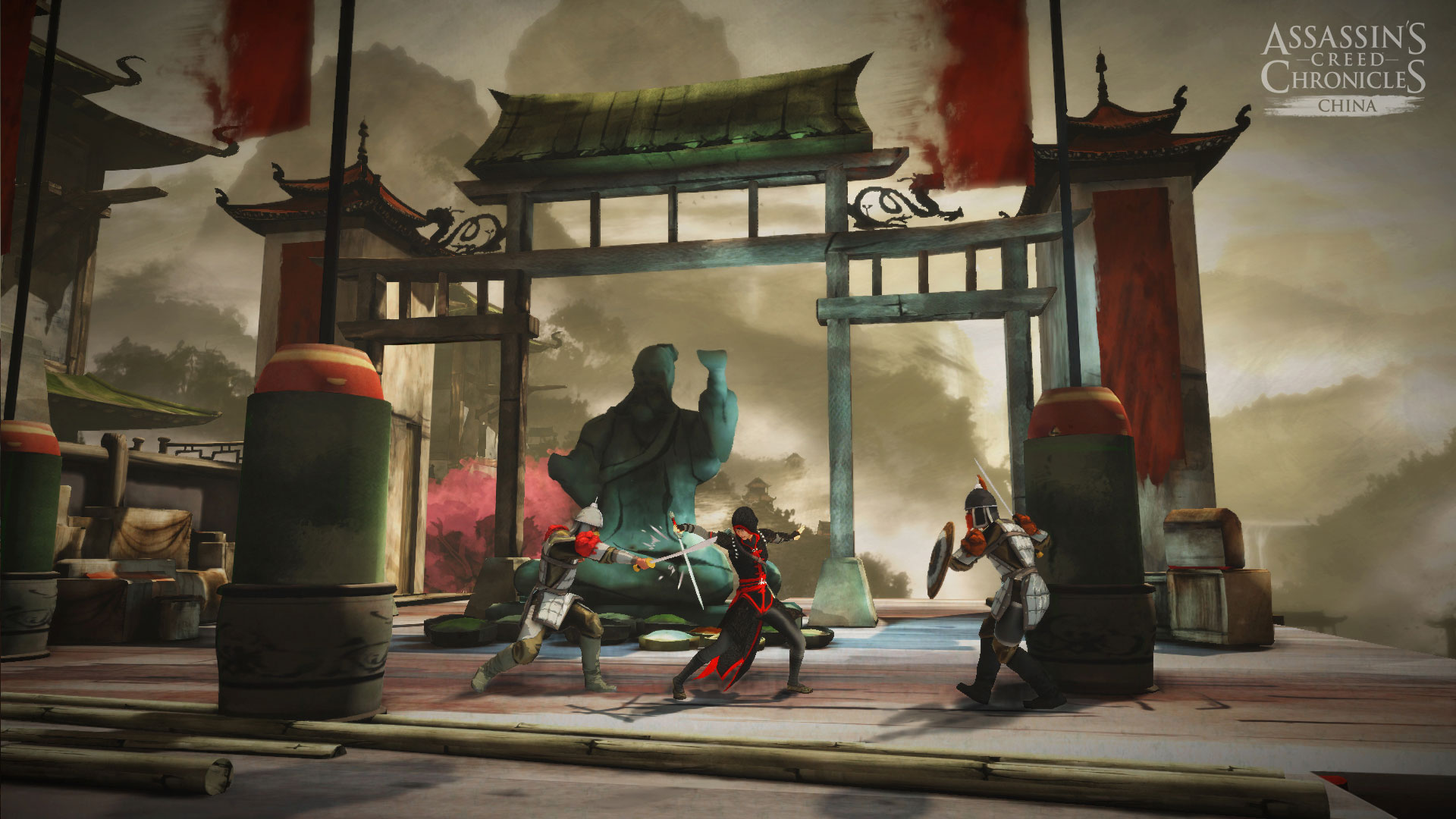 Assassin's Creed® Chronicles: Trilogy Free Download