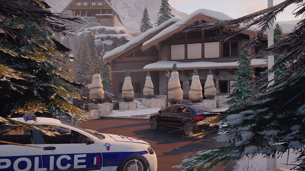 Favorite Siege map     RAINBOW SIX SIEGE   ALLR6 Community R6 game info map chalet 11 229704 jpg