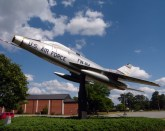F100A at Seymour Johnson AFB