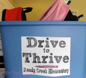 The Carnival was held to collect supplies for Reedy Creek Elementary School's Drive to Thrive program. PCMedEvac filled backpacks for children going back to school.