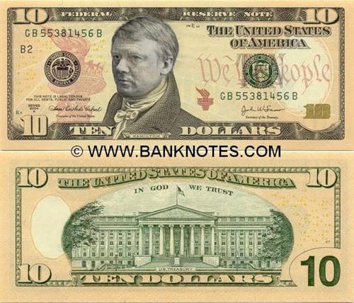"""Резултат с изображение за """"първите банкноти в САЩ."""""""""""