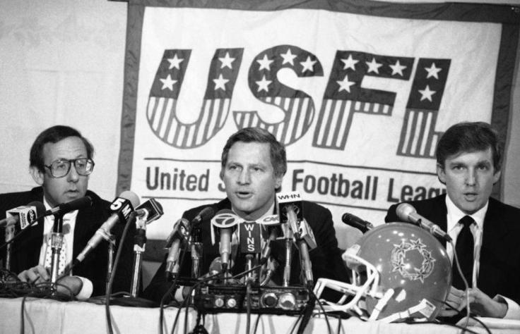 USFL NFL Antitrust Case