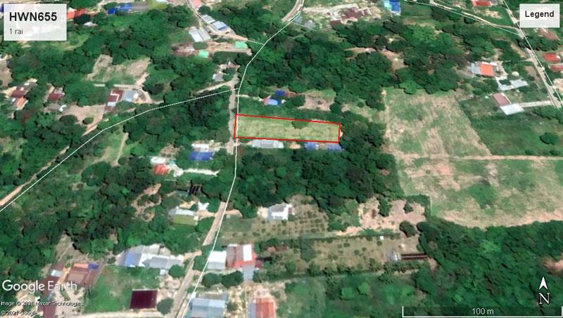 1 rai building plot Tambon Kudlad Ubon Ratchathani