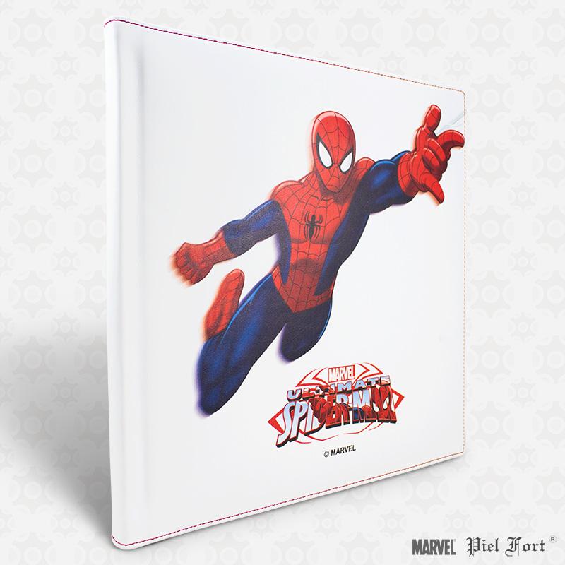 Álbum de Fotos Spiderman lateral