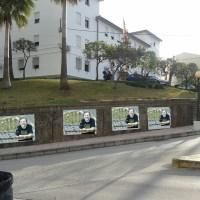 GIU presenta su candidatura a las municipales encabezada por el ubriqueño Juanpe Gamento.