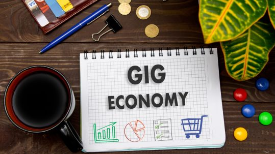 Motivation in a gig economy