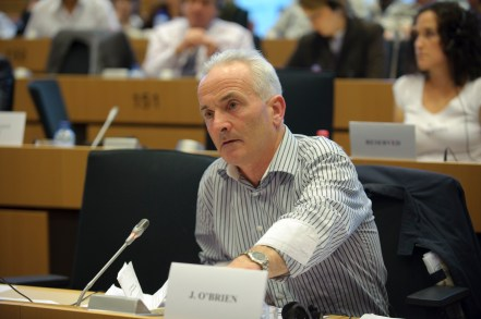 BELGIUM, BRUSSELS,OCT 11th 2011 - Committee on Fisheries © Danny Gys - Reporters