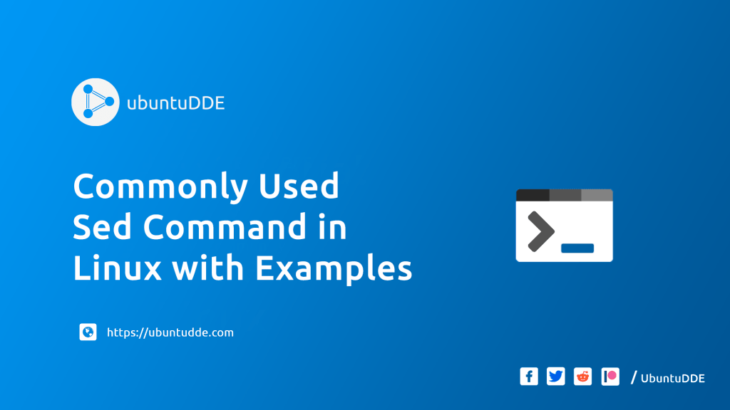 Commonly-Used-Sed-Command-in-Linux-with-Examples