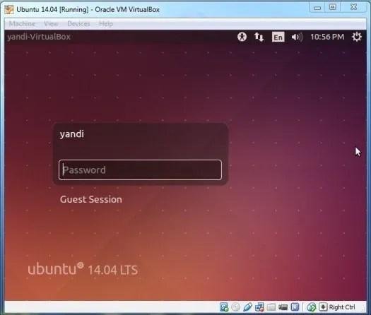Cara Instal Ubuntu di Virtualbox Dengan Mudah 17