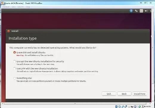Cara Install Ubuntu di Virtualbox Dengan Mudah 11
