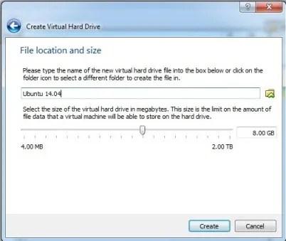 Cara Install Ubuntu di Virtualbox Dengan Mudah 7