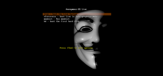 1-Anonymous-OS-Live-CD-GRUB Boot