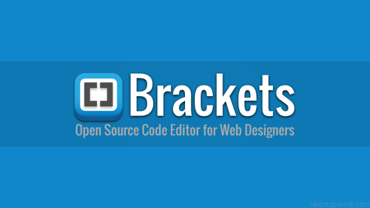 Brackets free and open source code editor for web designers