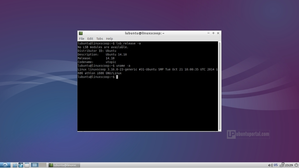 Lubuntu 14 10 Utopic Unicorn : Simple, Lightweight and Support for