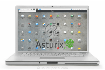 Asturix On: New Web Based Desktop Environment With Web Technology HTM5,CSS3 and JavaScript