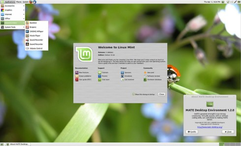 MATE Desktop 1.2 - How to Install MATE Desktop in Ubuntu 12.04 and Ubuntu 11.10