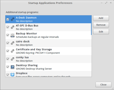 Show-Enable Startup Applications Preferences ubuntu