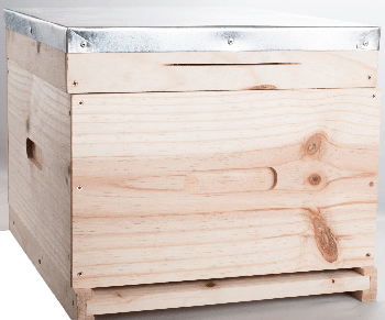 Wooden Hive Components