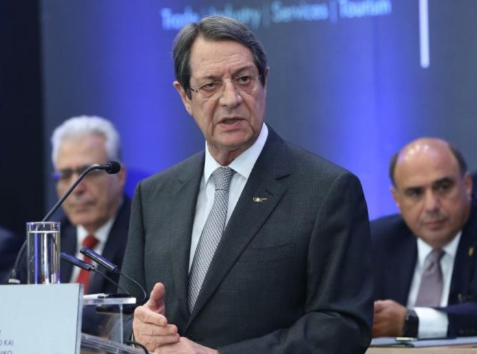 Cyprus President outlines eleven reform proposals