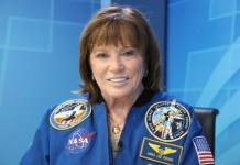 Astronaut Anna Fisher urges people to take care of the Earth [VIDEO]