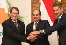 President discusses Turkey - Libya accord with Sisi
