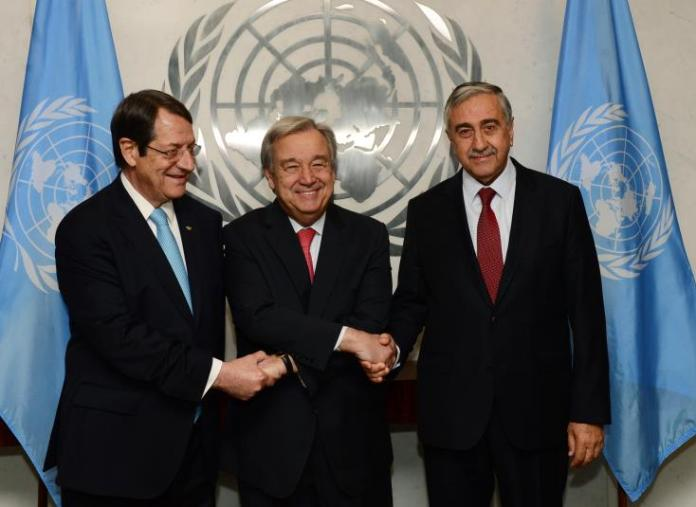 UN Secretary-General Antonio Guterres has recommended that the Security Council extends the UN peace-keeping forces in Cyprus.