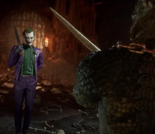 NetherRealm Studios, the people behind Mortal Kombat, have finally unveiled a full trailer for the Joker. You can see the trailer below: