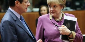 Cyprus President asks Merkel to convey message to Erdoğan on Ankara's illegal actions in EEZ