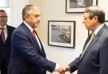 President Anastasiades and Mustafa Akinci to meet over possible measures against coronavirus