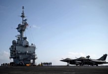 The port call of aircraft carrier Charles de Gaulle in Limassol illustrates the close relationship between France and Cyprus as part of the European Union, a press release issued by the French Embassy in Cyprus said.