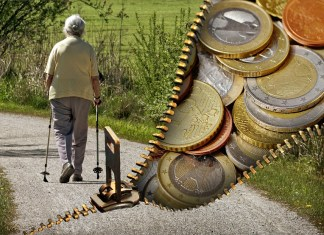 Pension gap between men & women and risk of poverty for pensioners in Cyprus, among the highest in the EU