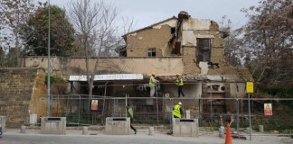 Nicosia makes representations to UNFICYP over harassment of Nicosia Municipality crew