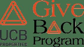 UCB Give Back Program
