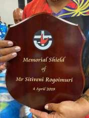 Siti's shield