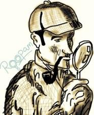 Sherlock Holmes : Data Analytics Challenge – by Roopam