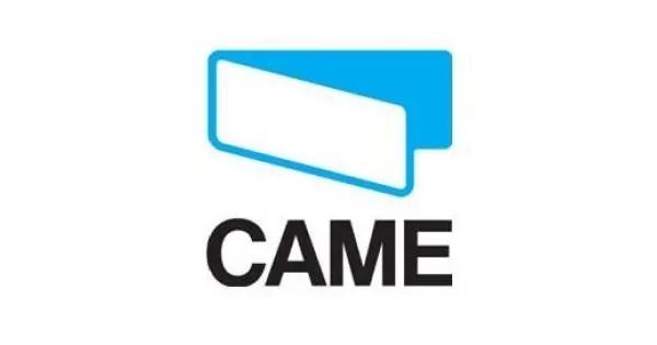 Came gate automation logo-600x315
