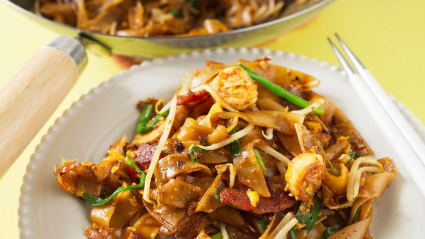 Image result for char kuey teow