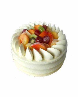 Half Kg Fresh Fruit Cake